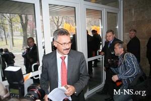 S prihodom Timoshenko v Verhovnuyu Radu nachalos' razrushenie parlamentarizma