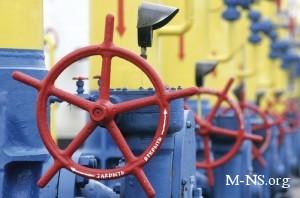 Украина за семь месяцев импортировала российского газа на восемь миллиардов долларов