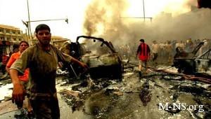 В Ираке прогремела серия взрывов, десятки жертв