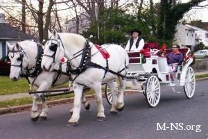В Одессе прошел парад карет и детских колясок