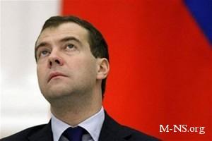 Янукович хочет видеть энергичного Медведева