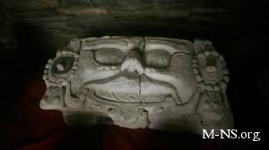 Археологи обнаружили гробницу королевы майя