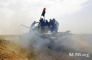 В Ливии возобновилась гражданская война. Каддафи 2.0