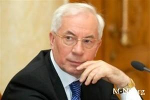 Азаров посидит кресле премьера до весны