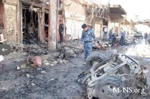 Ирак сотрясла серия терактов