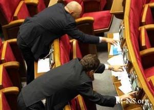 Кличко заявляет, что не позволит «депутатам-пианистам» голосовать за коллег