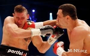 Команда Кличко заинтересовалась новым боем против Ваха