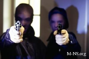 Мариуполь: Два человека погибли во время ограбления ювелирного магазина