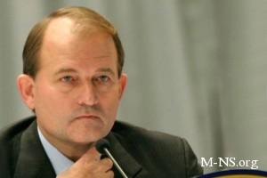 Медведчук: Мои идеи поддерживают более половины украинцев