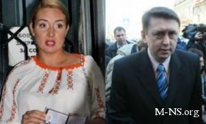 Мельниченко будет жениться на Розинской по сигналу из космоса