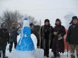 Новый Год украинцы встретят при плюсовой температуре и без снега