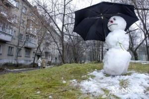 Нынешняя зима будет теплее, чем две предыдущие