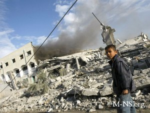 Палестина просит Януковича оказать давление на Израиль