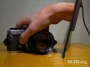 В Тернополе юноша пытался украсть в супермаркете фотоаппарат