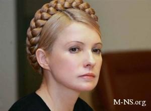 Тимошенко продолжает голодный протест