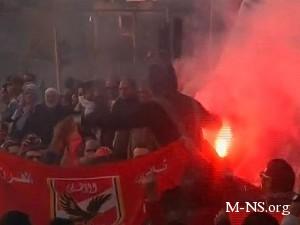 В Каире снова начались беспорядки