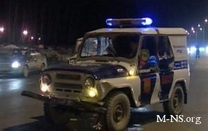В Луганской области убийца случайно сел не в такси, а в милицейскую машину