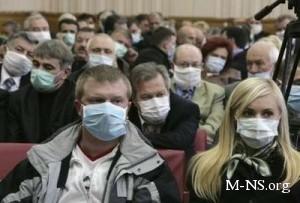 В Украину идут два новых вируса и две волны гриппа