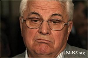 Кравчук Парламент опустили в пропасть
