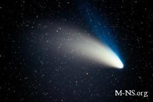В этом году к Земле подлетит комета, которая затмит Луну