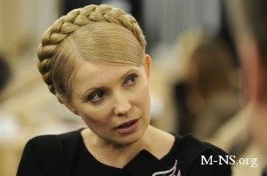 На суд об убийстве Щербаня привезут Тимошенко