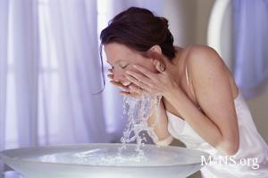 Положительное влияние воды на кожу тела и лица
