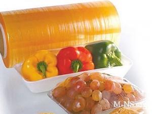Пищевая прозрачная плёнка