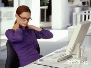 Как сохранить здоровье при работе в офисе