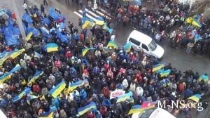 Aktivisty Maidana sformulirovali kriterii otbora chlenov pravitel'stva narodnogo doveriya