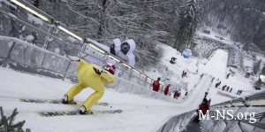 Germaniya - lider po pryjkam na lyjah s tramplina