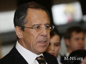 Lavrov trebuet nadavit' na ukrainskuyu oppoziciyu
