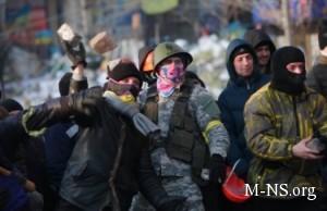 Pravyi sektor prizval Maidan k prodoljeniyu bor'by