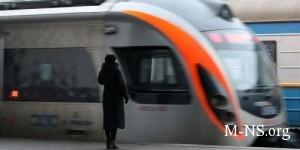 Ukrzalіznicya menyaet podvijnye sostavy na marshrute Kiev-Har'kov
