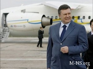 Yanukovich otpravilsya v Rossiyu ili Doneck