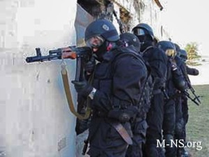 Zapretit' orujie silovikam i antiterror SBU