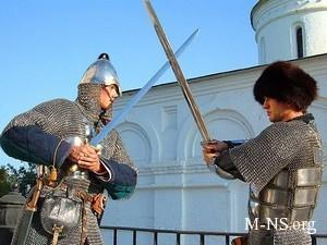 На Волыни случайно найден древнерусский меч