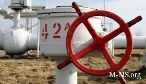 Fitch: Намечаются перебои в поставках российского газа в Украину
