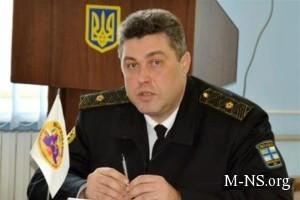 Genprokuratura Ukrainy Kontr-admiralu Denisu Berezovskomu grozit do 15 let tyur'my