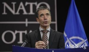 Gensek NATO anneksiya Kryma - eto ser'ezneishii krizis