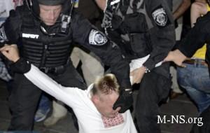 Miliciya zaderjala teh, kto pohischal aktivistov Maidana