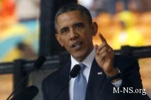 Obama predupredil Rossiyu o posledstviyah voennogo vmeshatel'stva v Ukrainu