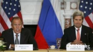 SShA zamorajivayut voennye svyazi s Rossiei
