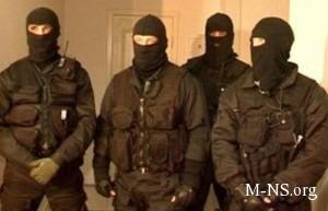 Slujba bezopasnosti Ukrainy obyskala bank byvshego glavy MVD