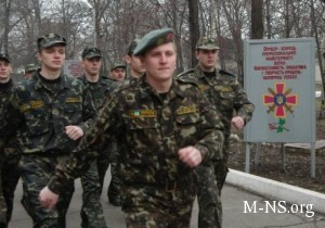 Ukraincy pojertvovali na razvitie armii 40 millionov