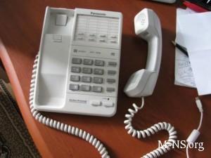 Ukrtelekom vosstanavlivaet telefonnuyu svyaz' v Krymu