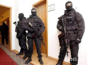 V Kieve SBU vyyavila gruppu voorujennyh provokatorov