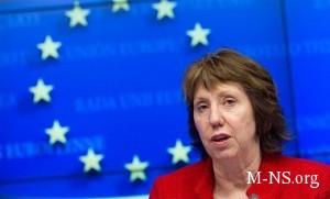 Eshton Evrosoyuz edin v svoei pozicii po ukrainskomu voprosu