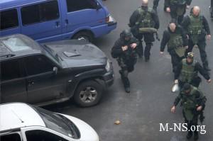 SBU podtverdila, chto v fevrale na Maidane rabotali snaipery Al'fy