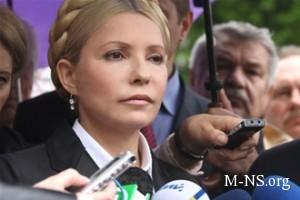 Timoshenko speshit na pomosch' Donecku