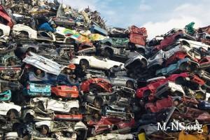 V Ukraine otmenen utilizacionnyi sbor na avto